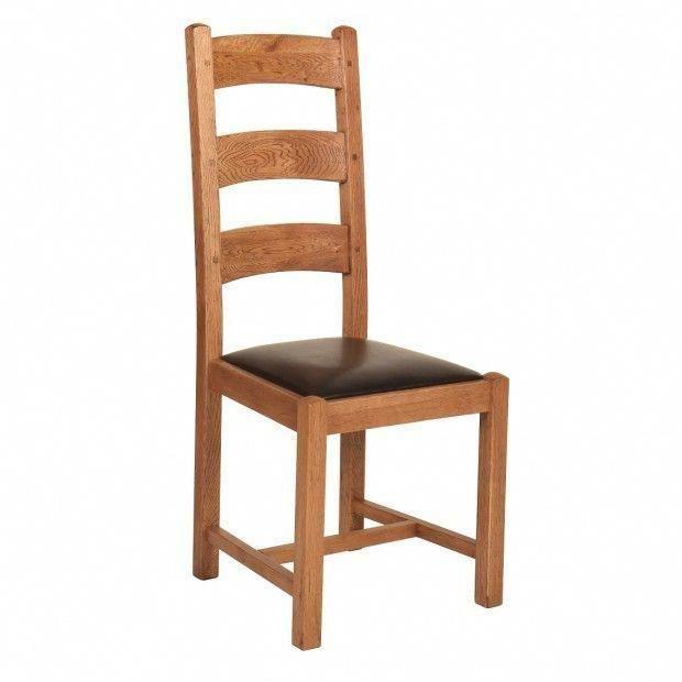 Rustic Dining Chairs Uk Bean Bag Target Farmhouse Oak Chair Furniture Furnitureuk Cheapdiningchairs
