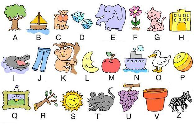 alfabeto italiano per bambini bing immagini montessori