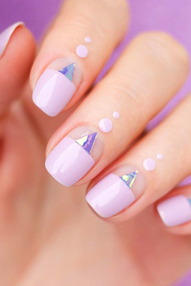30 Cute Nail Design Ideas For Stylish Brides Wedding Bride