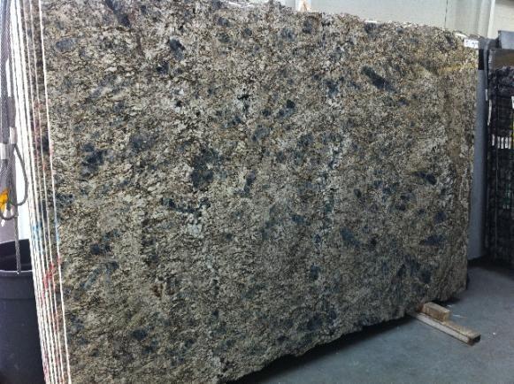 Blue Flower Granite Slab Hg Stones Blue Granite Granite Slab Blue Flowers