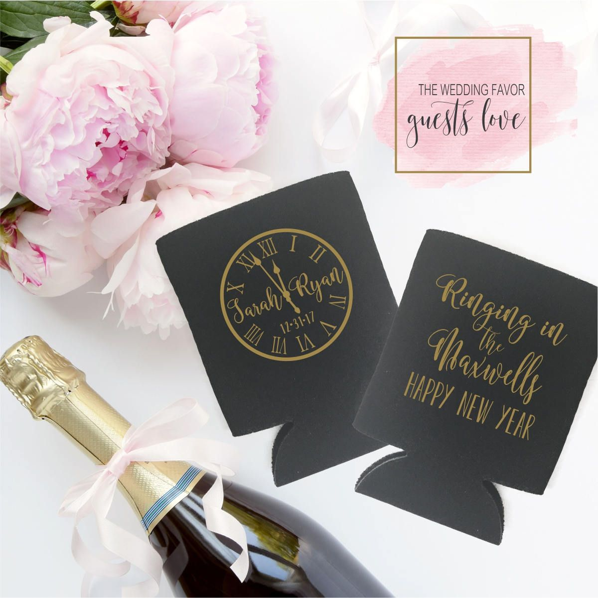 31++ New years eve wedding favors info
