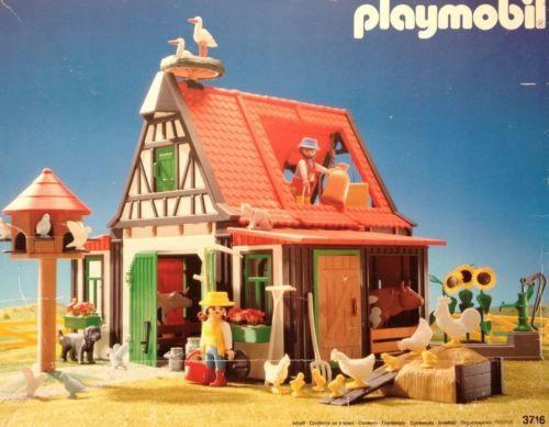 Playmobil 90er