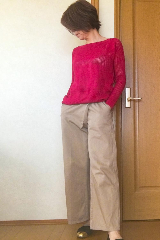 ない 50 ファッション 痛く 代
