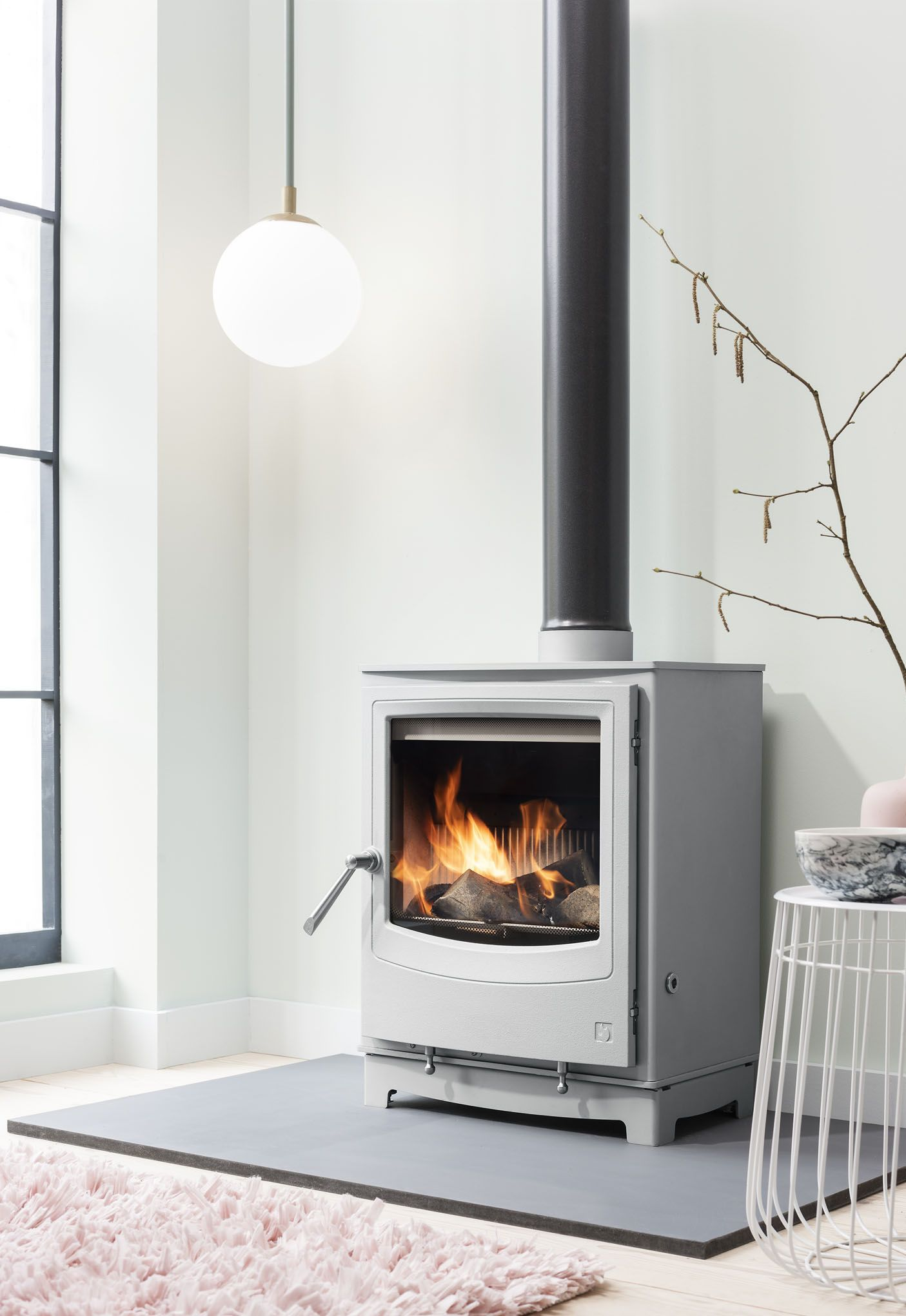 A Guide To Choosing And Installing A Wood Burning Stove These Four Walls Modern Wood Burning Stoves Freestanding Fireplace Wood Burning Stove