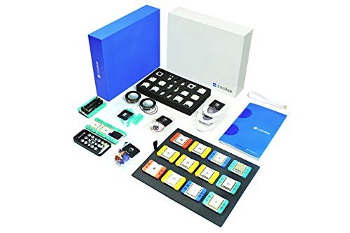 Microduino mCookie Magnetic Building Blocks Expert Kit >>> Click image to review more details.