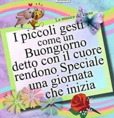 Buongiorno buon giorno italia good night amor for Buongiorno divertente sms