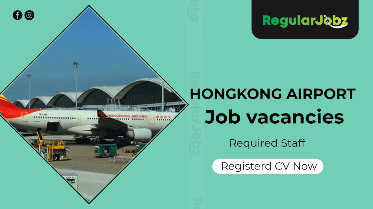 Hong Kong International Airport Jobs Hong Kong Careers Airport Jobs International Jobs Hong Kong International Airport