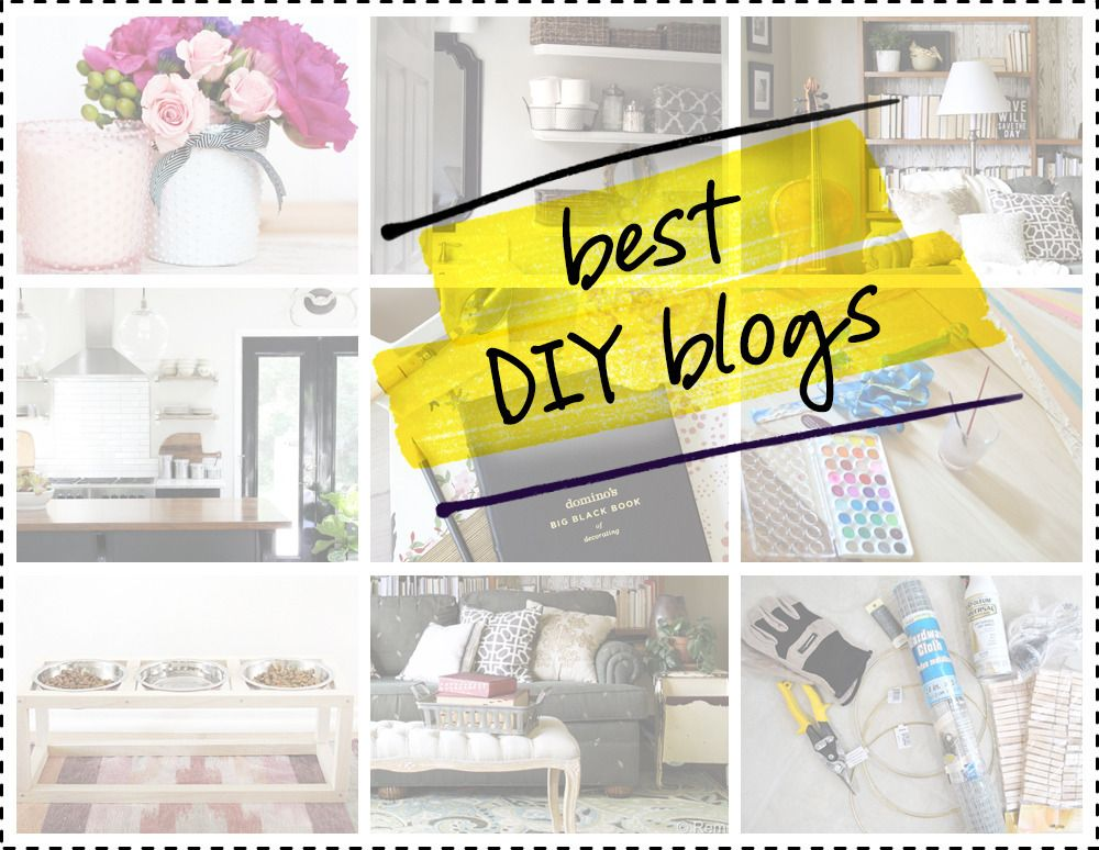 The 17 best diy blogs craft diy ideas and blogging thanks domino makeovers are only as good as the people behind them presenting in no particular order our favorite do it yourself crews solutioingenieria Gallery