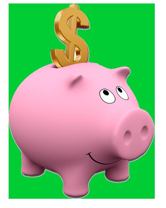 Piggy Bank Png 576 720 Piggy Bank Money Saving Tips Pink Piggy Bank