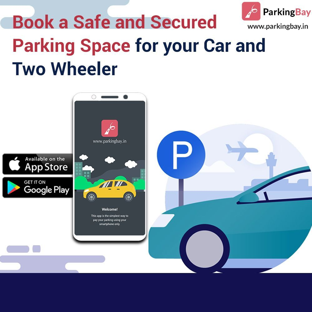 Book A Safe And Secured Parking Space In 2020 Parking Solutions Space Car Save Fuel