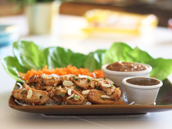 Menu description grilled asian spiced chicken wcarrots water get the best chilis lettuce wraps recipe on the original copycat recipe website todd wilbur shows you how to easily duplicate the taste of famous foods at forumfinder Gallery