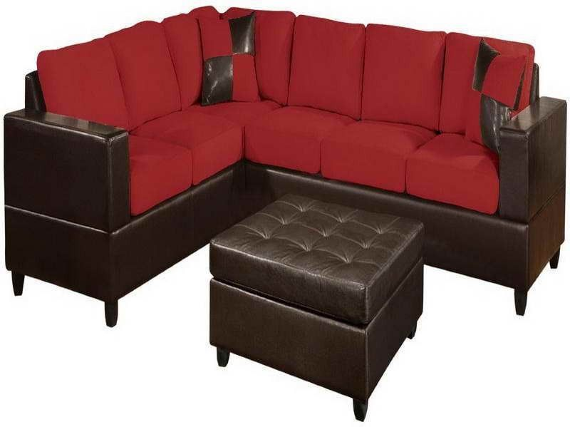 Best Sleeper Sofa Small Spaces With Red Design Http 400 x 300