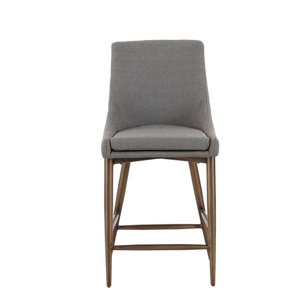 Wondrous Dine In Simple Elegance With The Gates Counter Stool This Machost Co Dining Chair Design Ideas Machostcouk