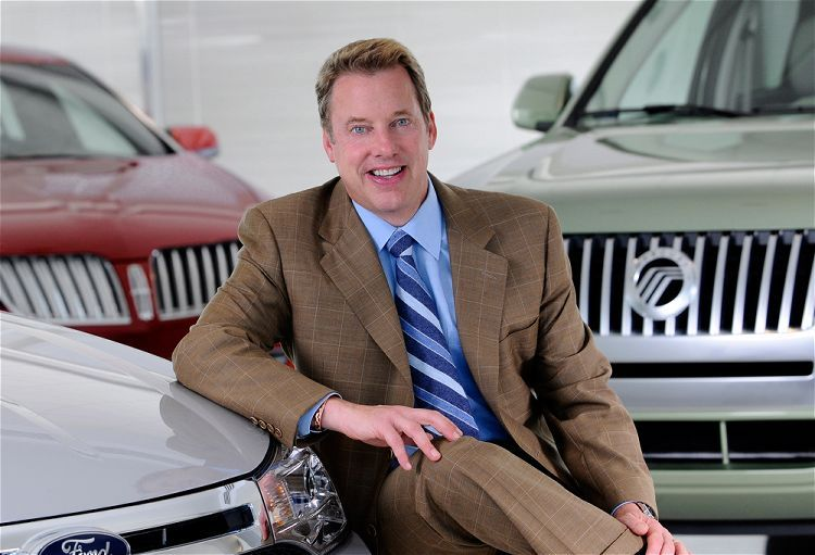 William Clay Ford Jr The Current Ceo Of Ford Is The Great