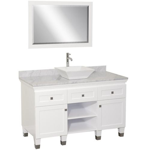 The Best 48 Inch Bathroom Vanities For Mid Sized Layouts Oak