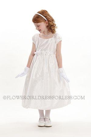 Flower girl dress :)
