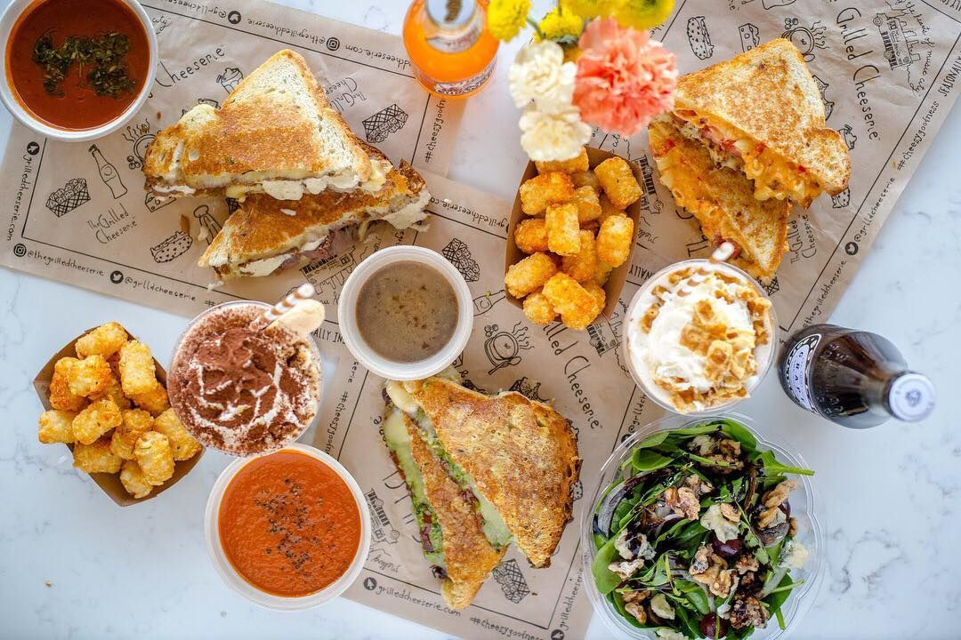 The Grilled Cheeserie in Hillsboro Village & Food Truck