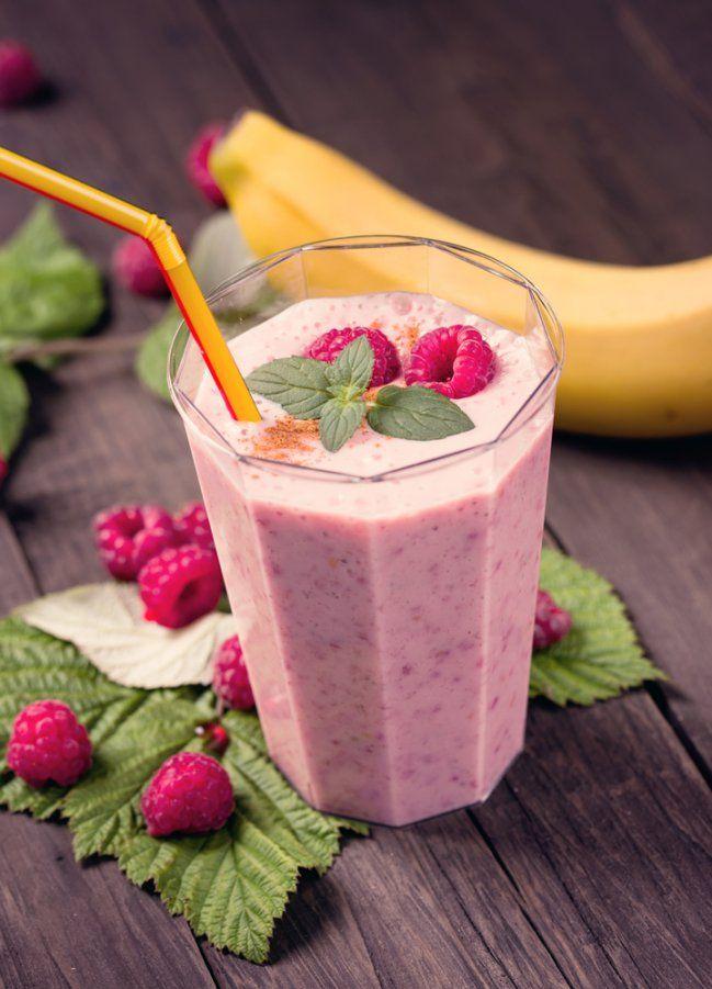 Son sanos los batidos de frutas