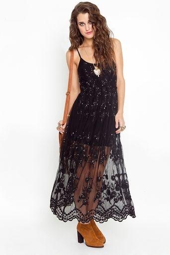 Willow Maxi Dress - StyleSays