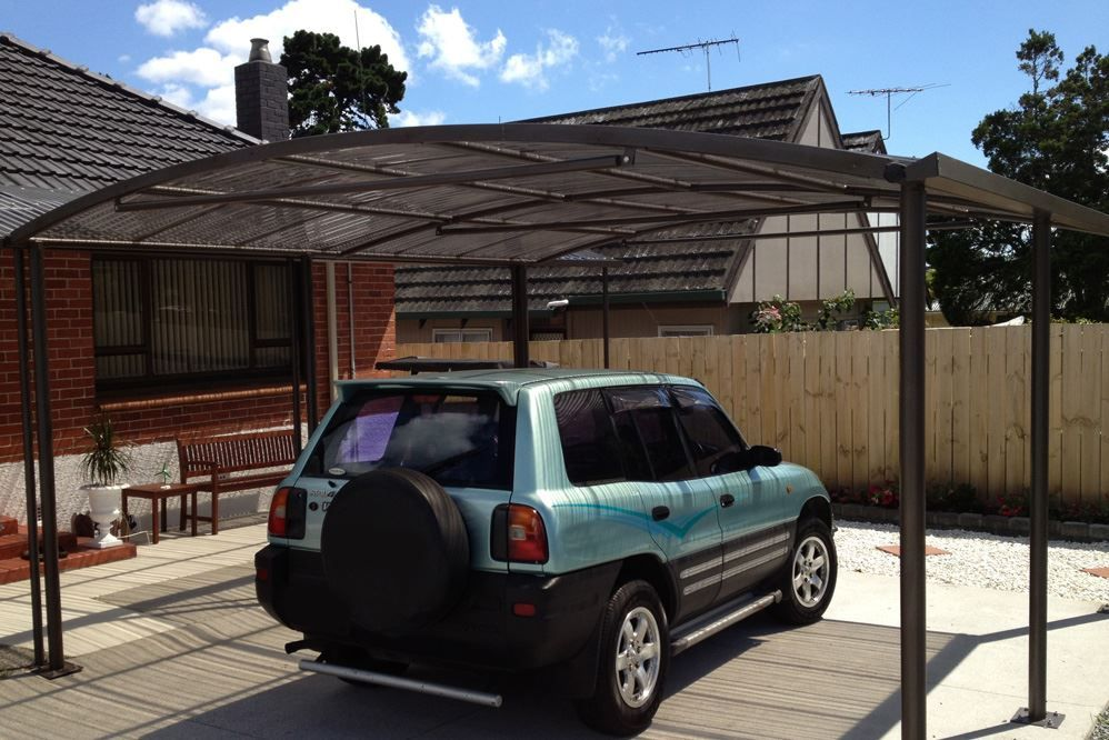 All Weather Carports : Carports economical all weather shade