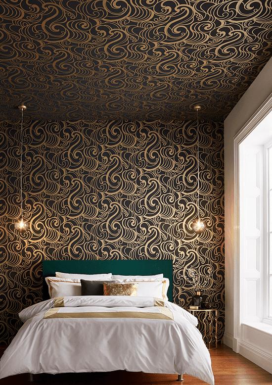 Barbara hulanicki wallpaper habitat
