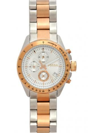 Fossil Decker Stainless Steel Watch  Price Sales : THB 6,468