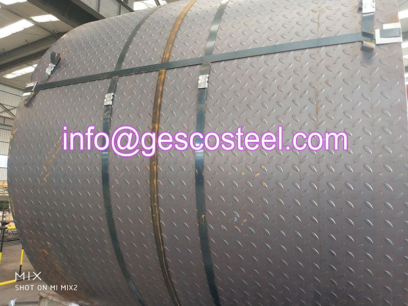 Checkered Steel Coil Contact Us If Interested Info Gescosteel Com Or Visit Our Page Www Gneesteels Com