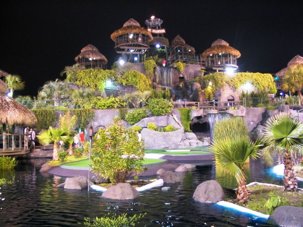 Mt Atlanticus Miniature Golf In Myrtle Beach Pinned Because It S Awesome