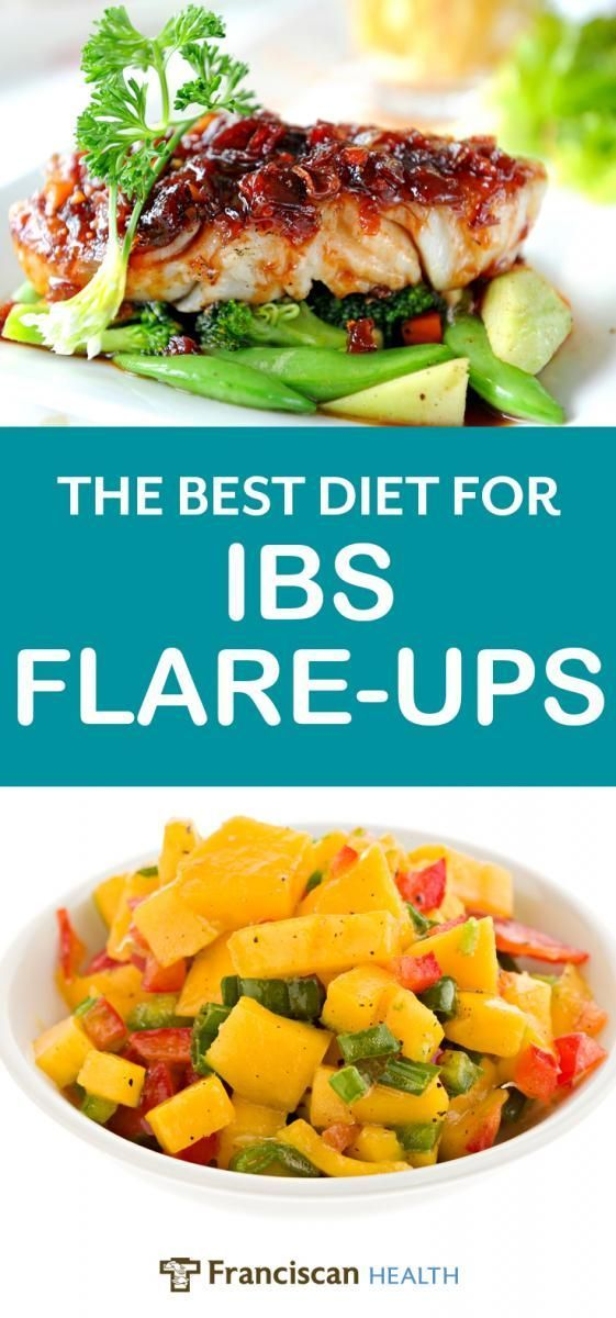 The Best IBS Diet To Prevent Flare-Ups