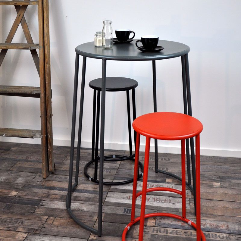The Bongo Bar Table Offer A Light And Airy Style. Available In Black Or  Charcoal