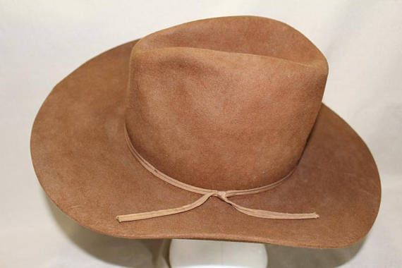 3c3b2c44d13 Vintage · Stacy Adams Feathered Fedora Hat