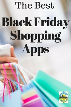 Apps that find the best Black Friday deals - Living On The Cheap