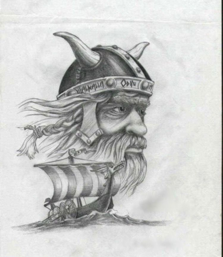 Pin by Christin on Hmmmmmm | Viking tattoos, Viking tattoo ...