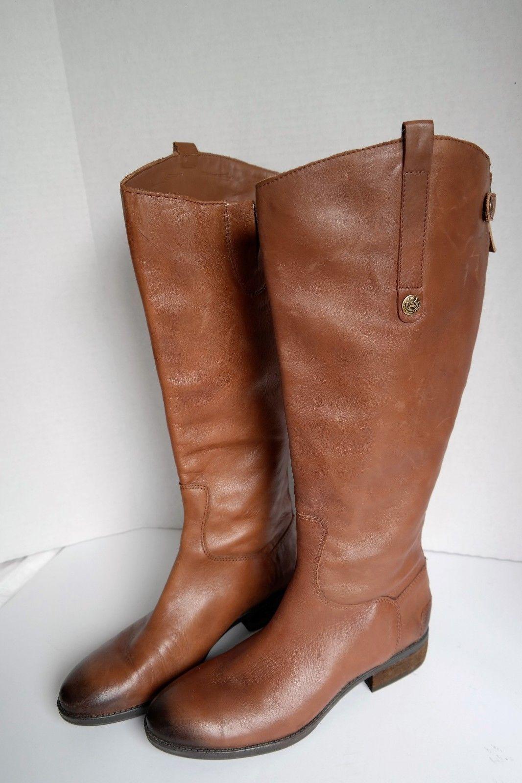 c627b2322 69.00 USD ❤ Sam Edelman Womens Riding Boots Penny 2 Size 8.5 M EU 39.5 Tall