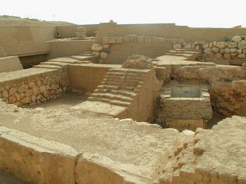 موقع إدلب مملكة إيبلا بداية الاكتشاف وأهم السويات الأثرية Civilization Ancient Land Before Time