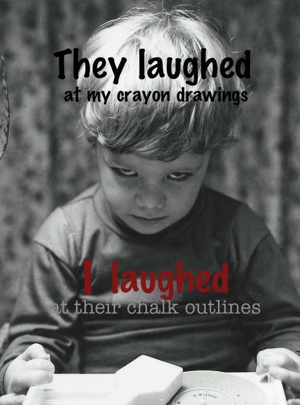 this is one scary looking kid | He who laughs last! | Funny, Funny