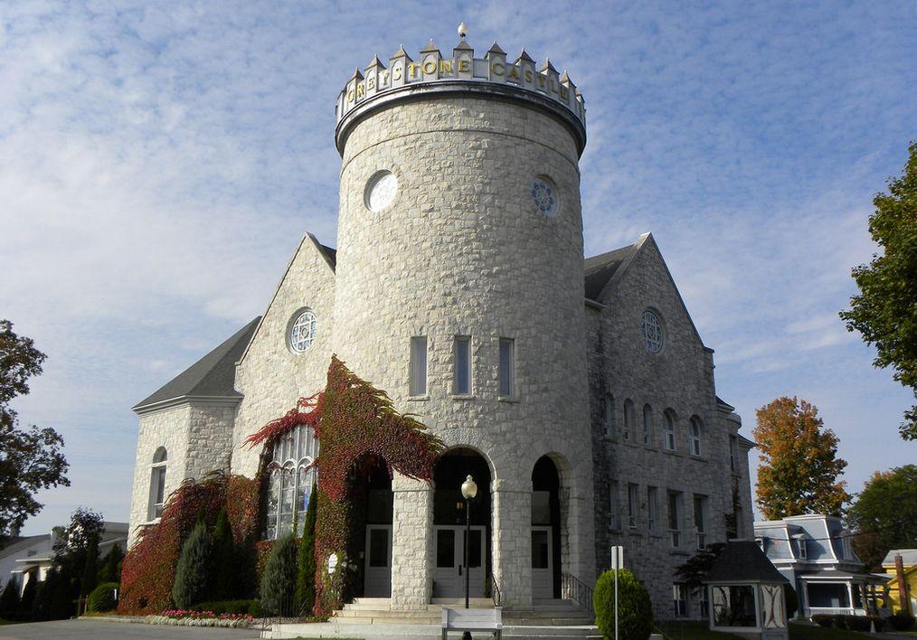Greystone Castle Canastota NY Wedding Venue | Ny wedding ...