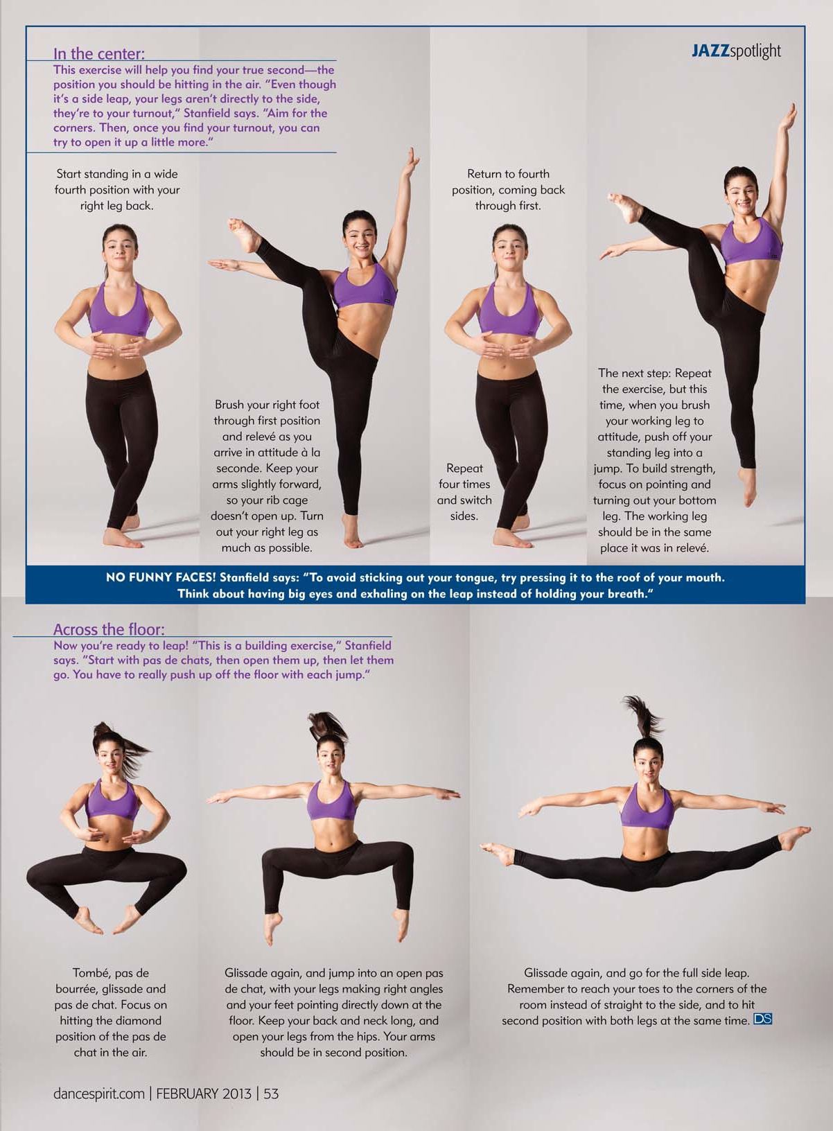 Taking The Leap Dance Pinterest Dance Dance Leaps And Dance