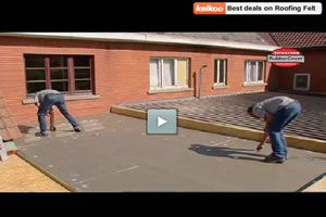 How To Seal A Flat Roof Flat Roof Roofing Membrane Roof