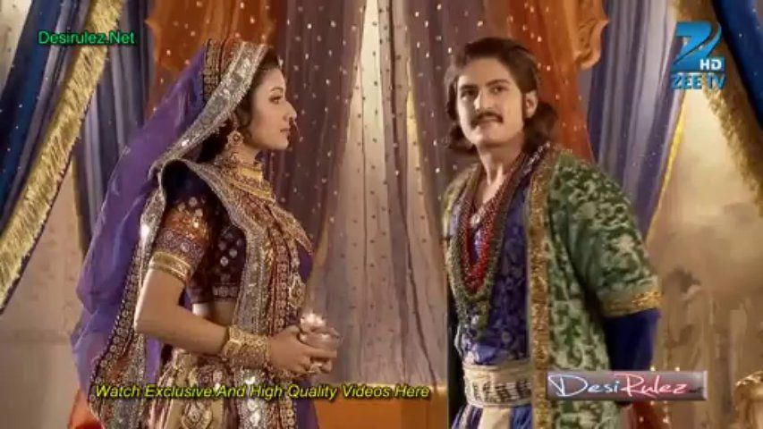jodha akbar | Best Historical Tv Shows  in 2019 | Zee tv, Episode