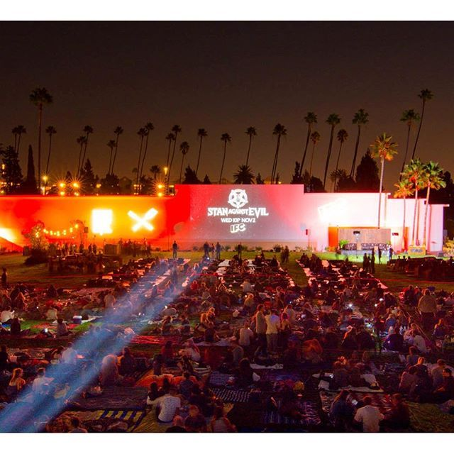 Cinespia Hollywood Forever Cemetery screenings