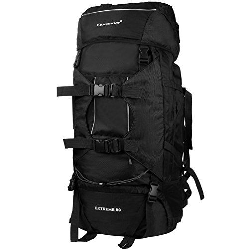 00472a2571d5 New VBIGER 80L Hiking Backpack for Men and Women with Rain Cover and  Internal Frame online
