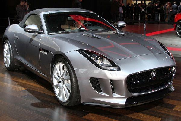 Jaguar F Type Coupe Best Cars To Buy In 2014 Jaguar F Type