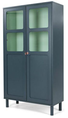 Quin Schrank, Blau Interiors - schrank für wohnzimmer