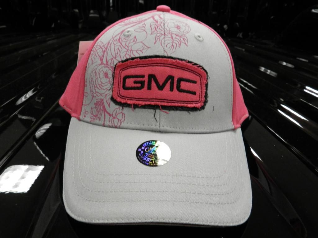 Pink Gmc Hat Ultimate Wishlist Pinterest Cars