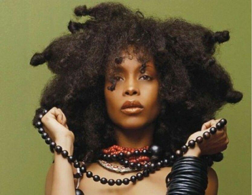 Erykah Badu Hair Pinterest Natural