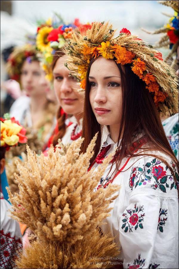 Ukraine Beautiful Women Blood