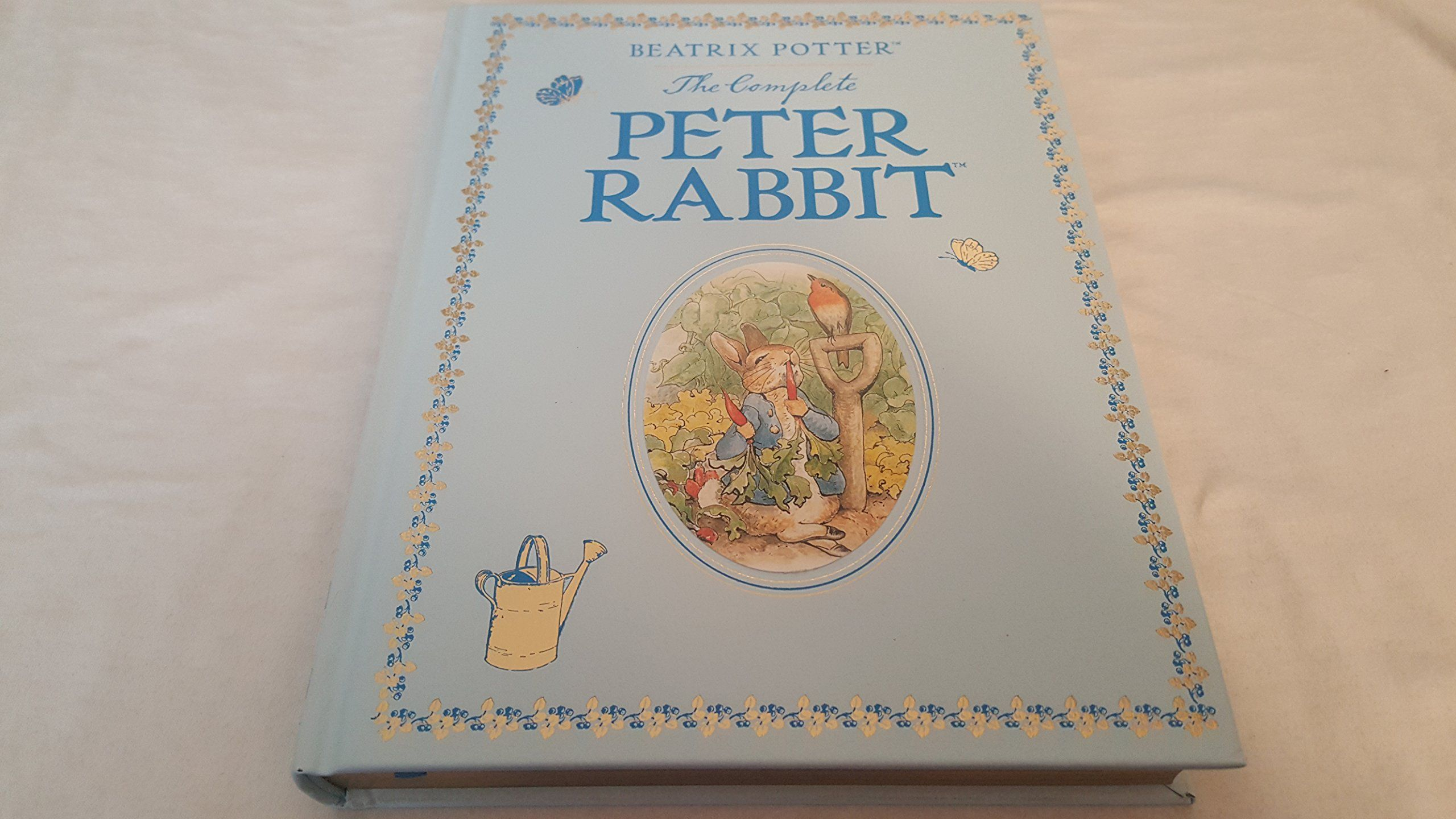The Complete Peter Rabbit Barnes Noble Collectible Editions