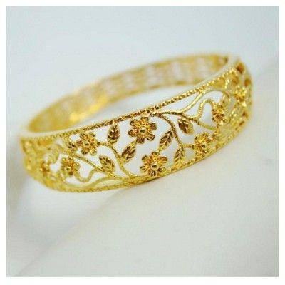 664d902851c9 imagenes de pulseras de oro para mujeres