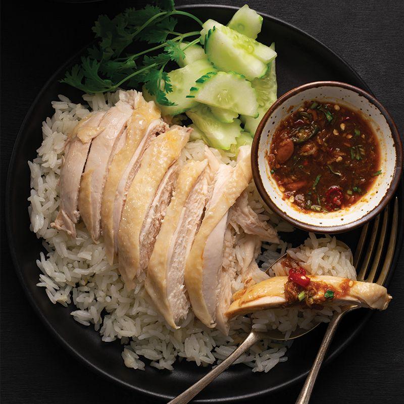 Thai Chicken Rice Khao Mun Gai Marion S Kitchen Recipe Chicken Rice Asian Recipes Food